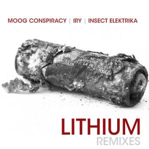 Moog Conspiracy, Iry, Insect Elektrika – Lithium Remixes