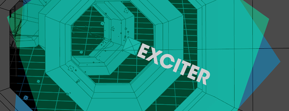 Coming up next : Exciter Ep by Sebastien Legz