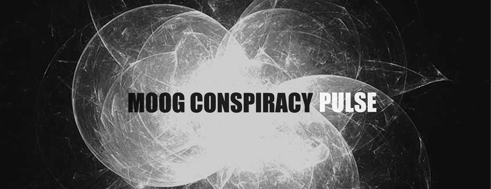 Moog Conspiracy new album Pulse is out now !